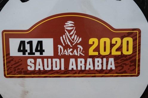 Erstamals in Saudi-Arabien.