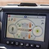 Der 7 Zoll große Touchscreen lässt sich sogar mit Handschuhen bedienen.