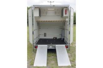 Raum ist in der kleinsten Hütte: Im SP 5000 Plus mehr als das!