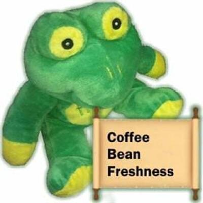 coffee bean freshness