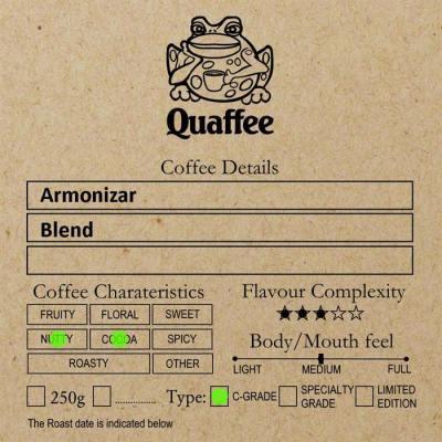 Armonizar Coffee Blend