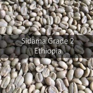 Green Ethopian Sidama G2