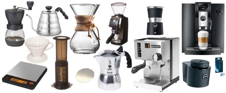 Coffee Gear Slider