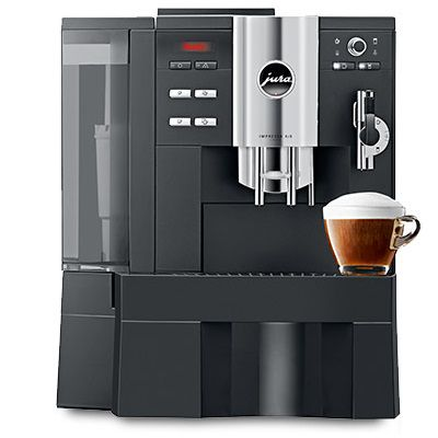 Jura Impressa XS9 coffee machine