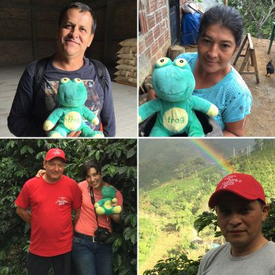 Relationship Coffee Colombian Farmers