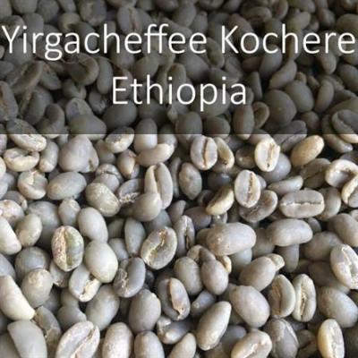 Green Ethiopian Yirgacheffe Kochere