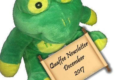 Quaffee Newsletter December 2017