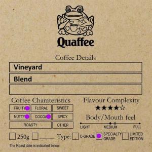 Vineyard Blend Quaffee