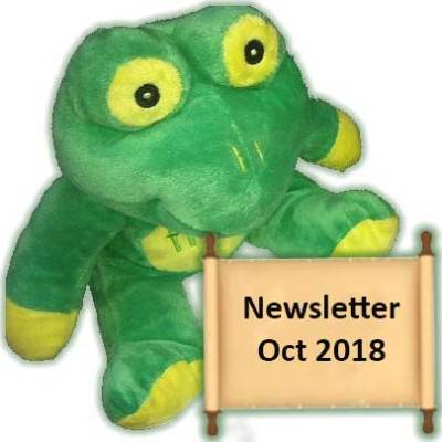 Quaffee Newsletter Oct 2018