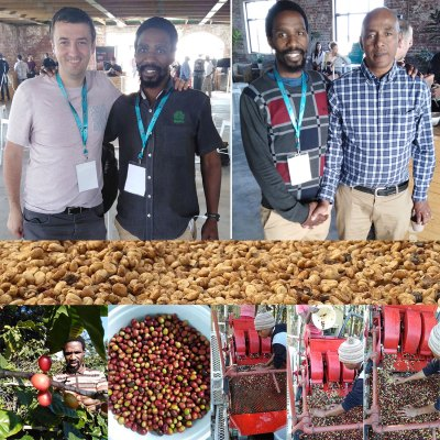 Quaffee Newsletter July 2019 – honey process, Mzukisi visits KZN, new coffees and a coffee subscription