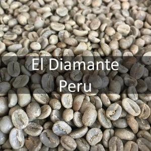 Green Peruvian El Diamate