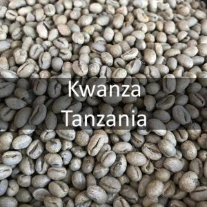 Green Tanzanian Kwanza