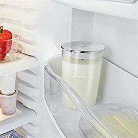 JuraGlass Milk Container In Fridge