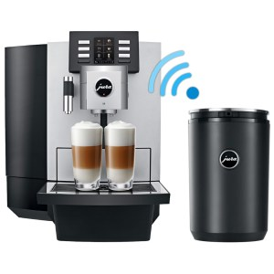 Jura X8 Combo With Wireless 1 ltr Fridge