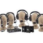 Anchor Audio COM-60FC PortaCom filaire Intercom Package–6utilisateurs, câbles non inclus par Anchor Audio