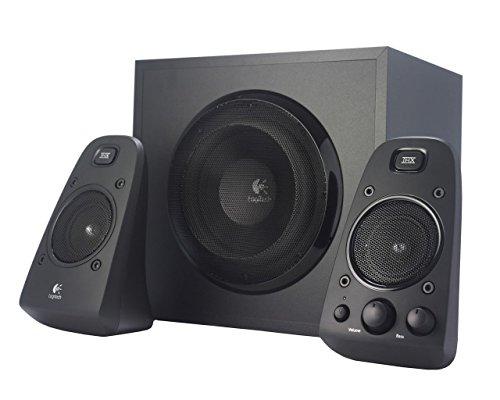 Logitech Z623 Système de Haut-parleurs 2.1 200W Noir (980-000403)