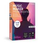 Music Maker – 2019 Premium Edition – Notre programme de création musicale le plus populaire ! Plus de puissance. Plus de boucles. plus de possibilités.