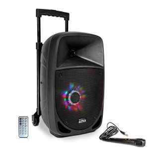 Party PARTY-8LED Enceinte portable amplifiée