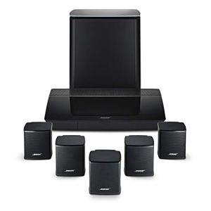 Bose Lifestyle 550 Système Home cinéma – Noir