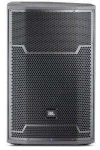 JBL PRX700 Series PRX715/230 Noir Haut-Parleur – Hauts-parleurs (2-Voies, 1.0 canaux, avec Fil, RCA/XLR, 42,9-19500 Hz, Noir)