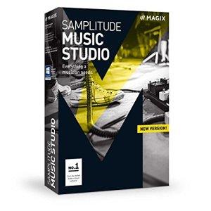 MAGIX Samplitude Music Studio–Version 2017 – le studio d'enregistrementpour éditer, enregistrer & produire de la musique