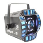 BoomToneDJ Xtrem Effets à LED Bleu