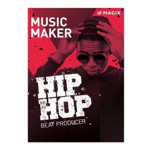 MAGIX Music Maker – Hip Hop Beat Producer Edition – Le logiciel audio pour concevoir des rythmes hip hop personnels [Téléchargement]