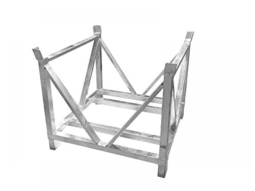Alutruss Système de Transport pour plaques d'acier 80x 80cm