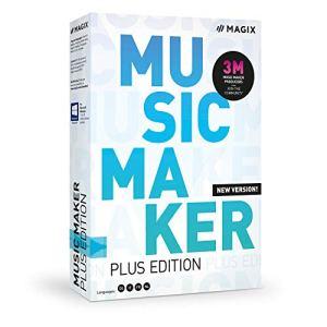 Music Maker – 2020 Plus Edition – Enregistrer, mixer, et produire ses rythmes|Plus|several|endless|PC|Disque