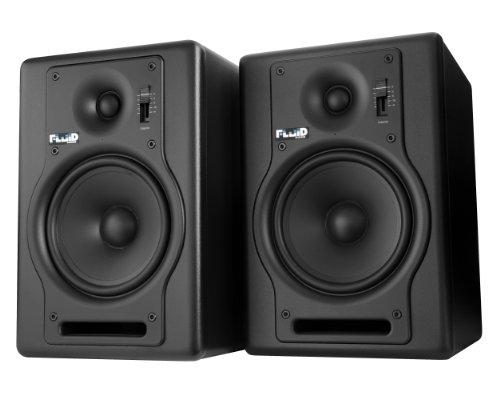 Fluid Audio F5 Paire de moniteurs Noir