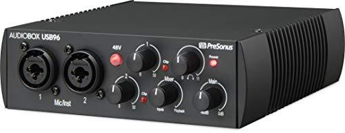 AudioBox USB 96 – Édition 25e anniversaire