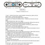 Alctron U24-Twin USB Audio Interface Carte son 24 bits Dual Channel aide à signaler de A à D
