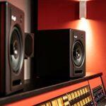 Fluid Audio FX8 Paire de moniteurs Noir