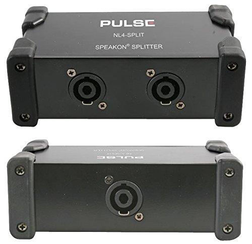 PULSE NL4-SPLIT SPLITTER NL4 1PO 2OUT [1] Pro-Series (Épitome vérifié)