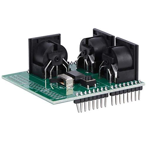 Semiter Module Adaptateur MIDI, Carte MIDI du Module de Blindage, Accessoires de Test Maintiennent l'outil de Test