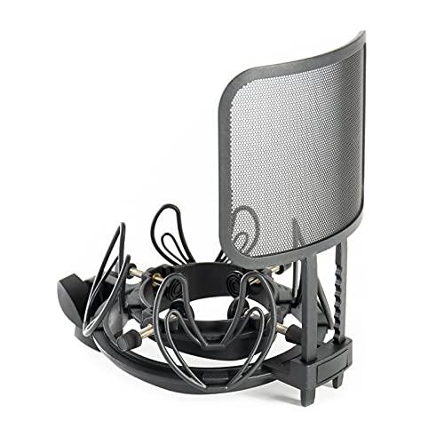 Fame Audio SM33B Microphone Shock Mount (Black)