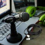 Milisten 5 PCS 5- Mètre XLR Mâle à Femelle Adaptateur Microphone Son Console Audio Câble