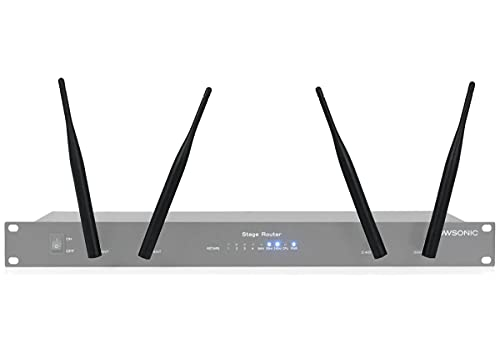 Nowsonic Stage Routeur d'antenne 5,8 GHz