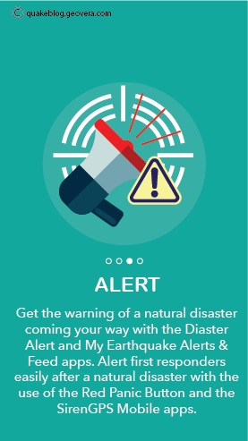 Earthquake Alert Disaster Apps