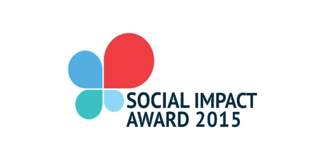 Social Impact Award logo