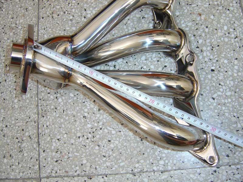 toyota yaris 1 3 1 5 99 05 exhaust manifold 35mm