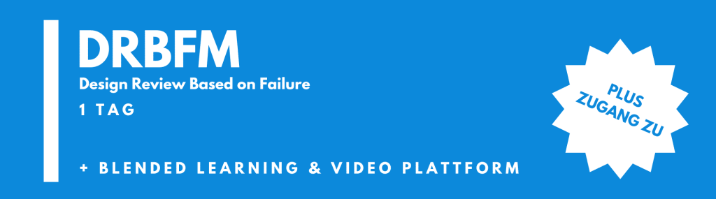 drbfm design review based on failure