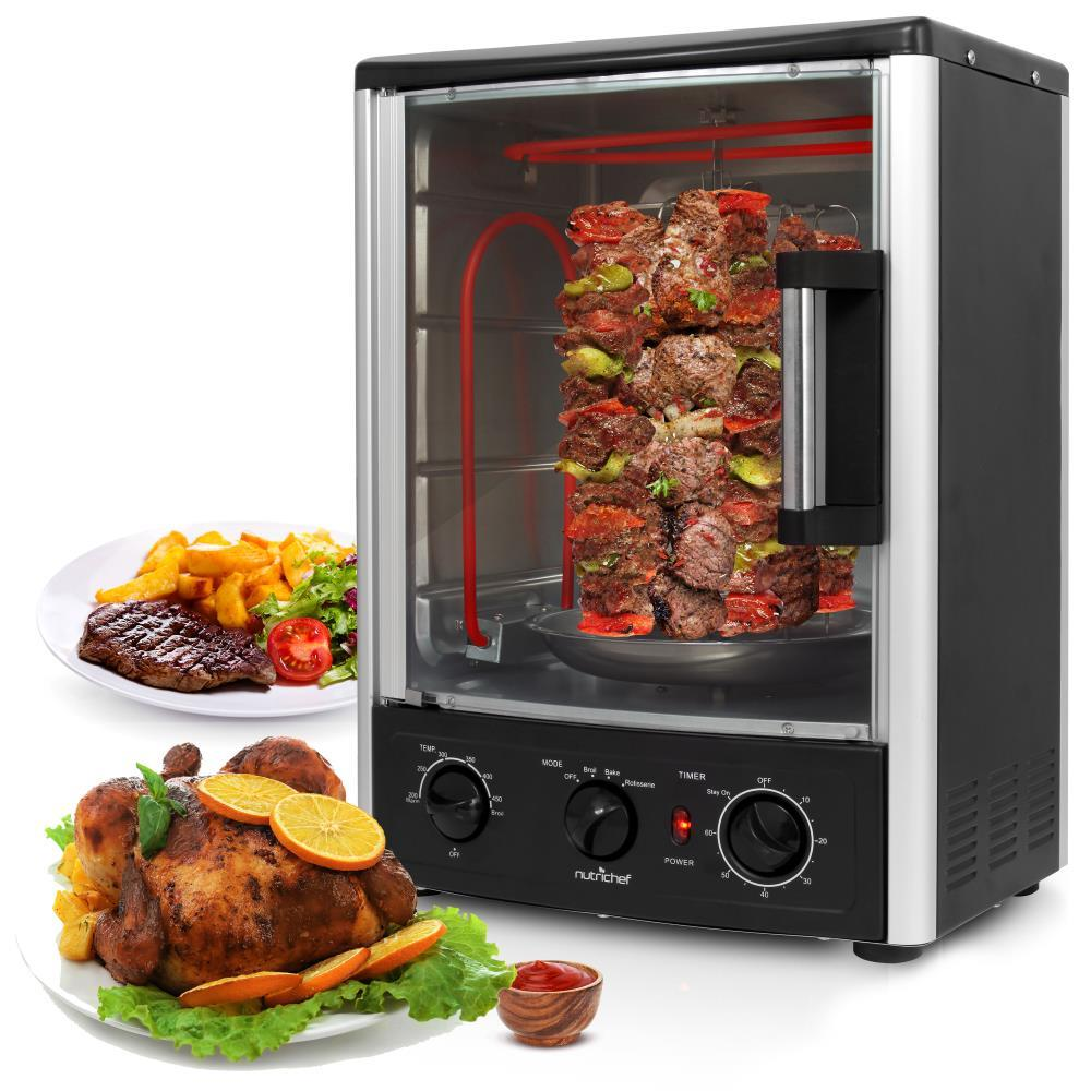 Nutrichef Pkrt97 Multi Function Vertical Oven With