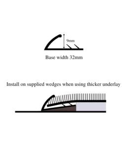carpet edge trim