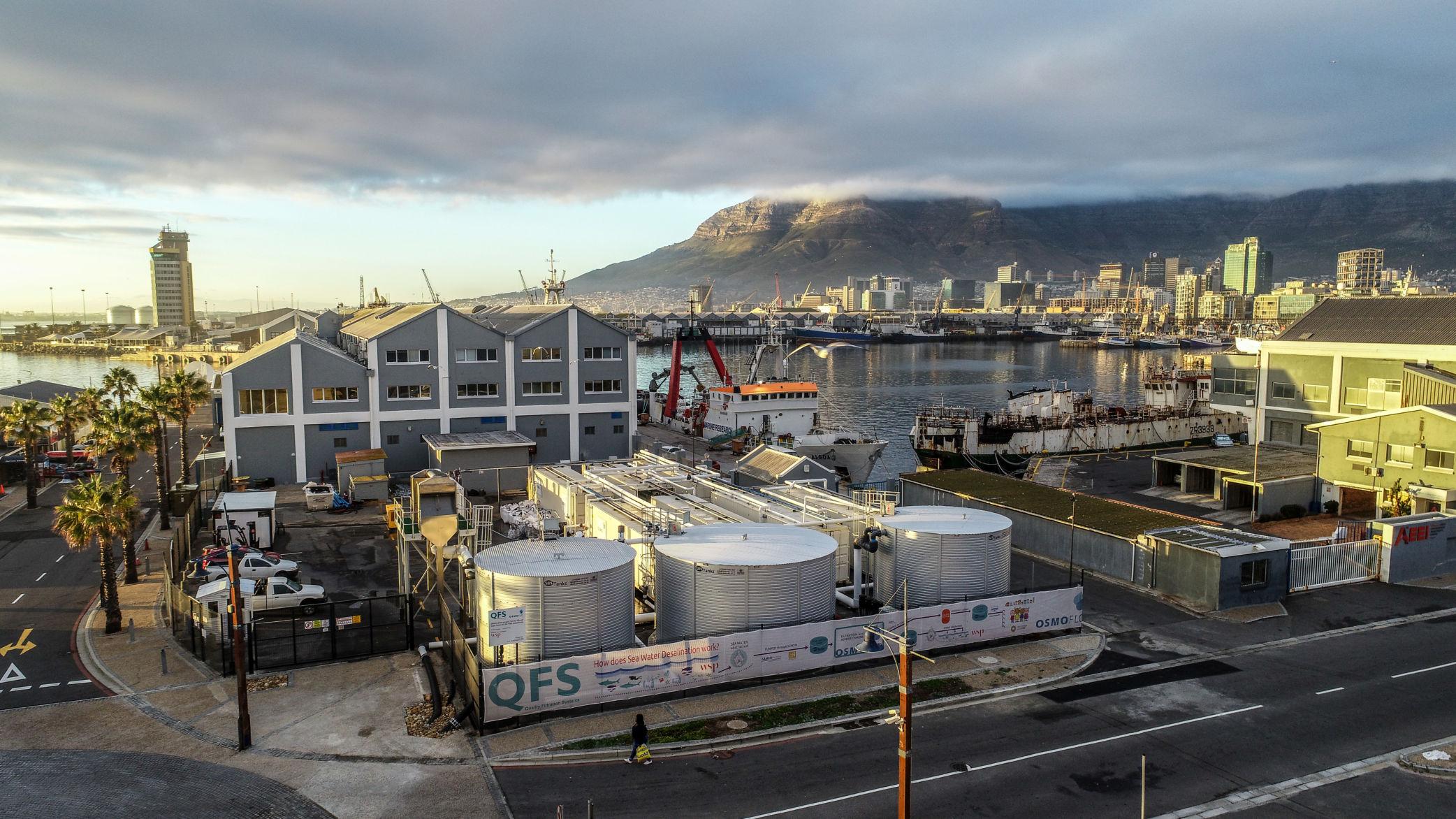 Waterfront Desalination Plant
