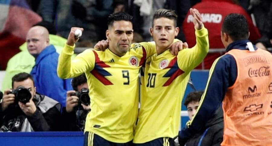 Mira las Emotivas publicaciones de jugadores de la Selección Colombia antes de jugar ante Japón #VamosColombia #VamosMiSelección