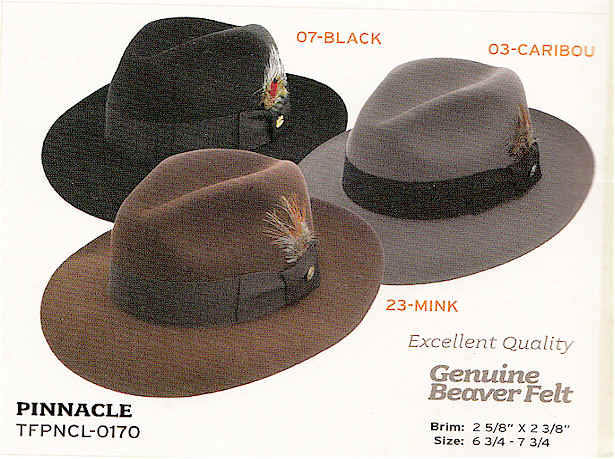 Fedora Hats From Stetson Hats