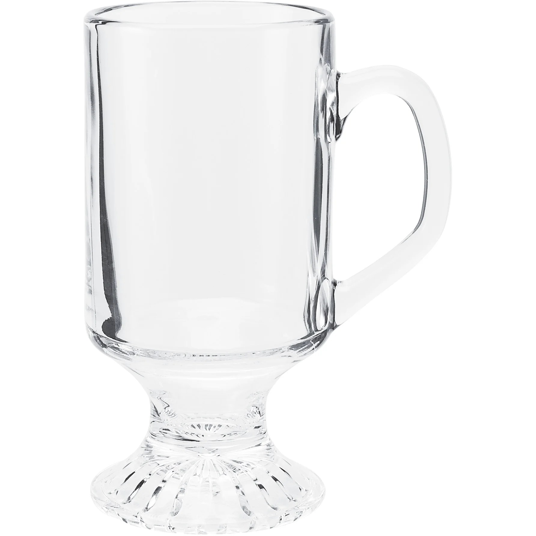 Irish Coffee Glass Mugs 10 Oz