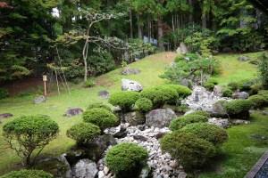 Muryōkoin zen garden
