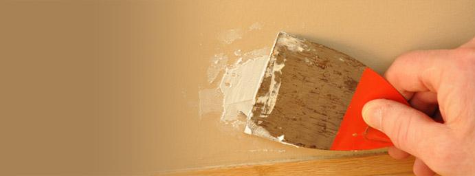 plaster board repairs